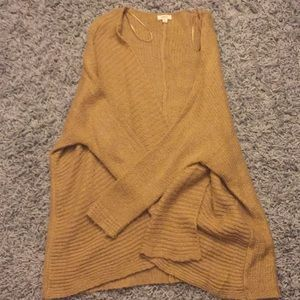 Sweater cardigan from Anthropologie
